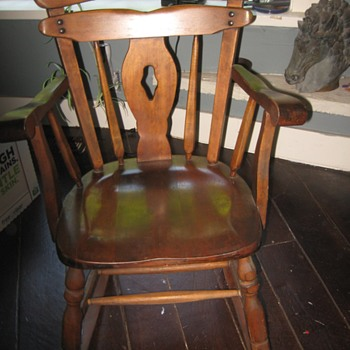 Old Rocker... - Furniture