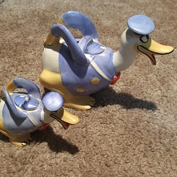 Duck figurine set - Figurines