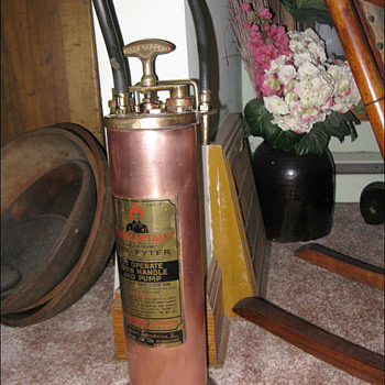 My favorite fire extinguisher