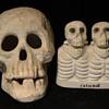 Catalina souvenir skulls