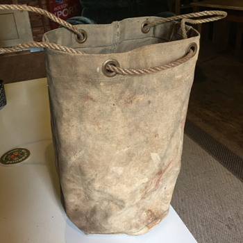 WW1 Gunny Sack? - Military and Wartime