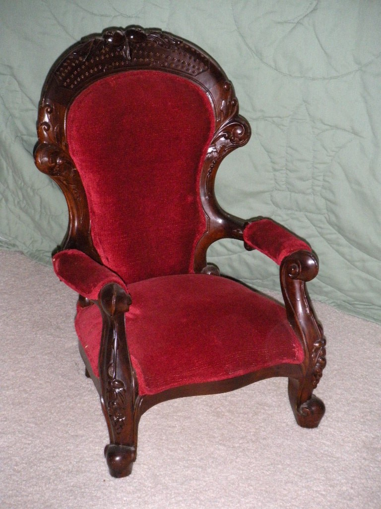 Child S Victorian Chair Collectors Weekly
