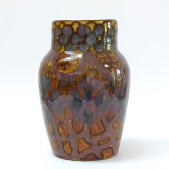 Jugendstil vase - Pottery