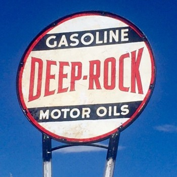 Deep Rock Gas - Advertising
