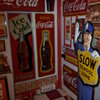 1937 US Vertical Coca-Cola Sign