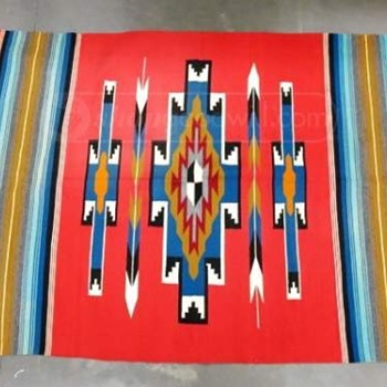 Vintage Mexican Saltillo? - Rugs and Textiles
