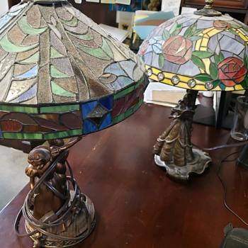 Disney lamps - Advertising