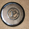 Federal Siren, Chrome Front Cover, F.D.