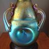Maiden post, my new Loetz lamp PN 7928 ca. 1911