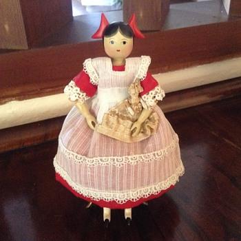 Wooden Dolls - Dolls