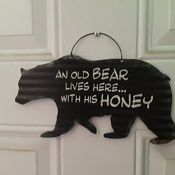 my black bear from the Smoky Mountains - Advertising