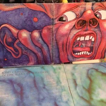 King Crimson Greg Lake ,BEST !  - Records