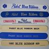 Pabst Blue Ribbon Foam Scrapers