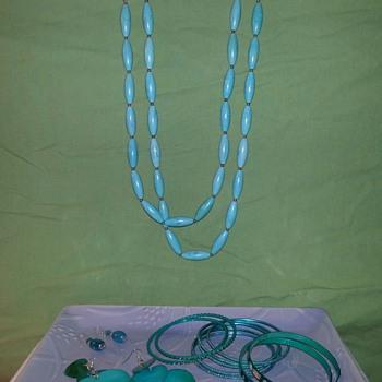 Turquoise  Blue  Assortment