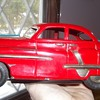 "Vintage 10"" 1950's Toy Tin Friction Car Model Unknow"
