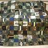 Military Memory Quilt