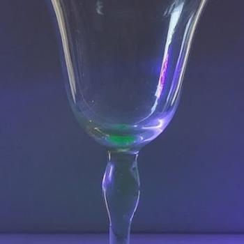 Stemmed glasses - Glassware