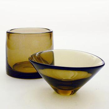 DISKO, Per Lütken (Holmegaard, 1957) - Art Glass