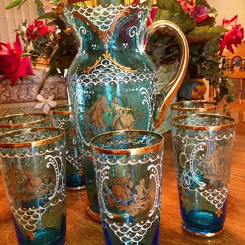 European glasses  - Glassware