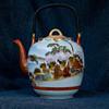 Japanese Kutani Teapot