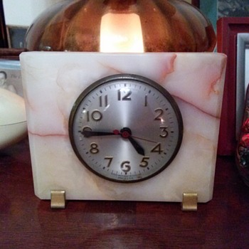 Sessions Desk Clock - Clocks