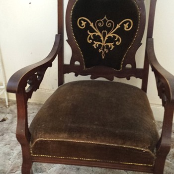 I inherited this chair and would love to know the style or any other information about it.