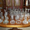 My collection of decanters and cruets Brad Maxson-Fishers,Indiana