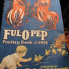 Full of Pep 1924 Poultry Book