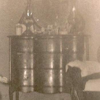 My Nanny's old dresser - Furniture