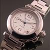 Gentleman's Cartier Wristwatch Canteen Crown