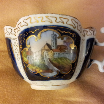 Teacup - China and Dinnerware