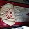RARE Modesto Reds Minor League Baseball Jersey / Uniform * 1930's