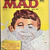 Mad Magazine with Paint by Number cover