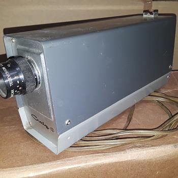 vintage CCTV/security camera (#2) - Cameras