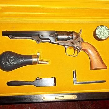 Colt Black Powder Pistol