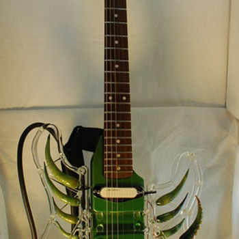 Glass Guitar - Guitars
