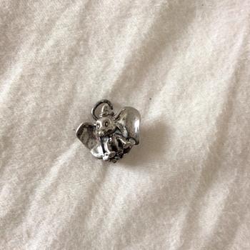 Little elephant pendant! - Fine Jewelry