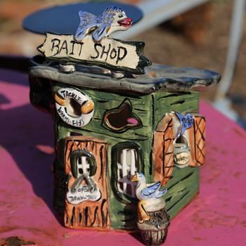 Heather Goldminc Bait Shop - Figurines