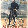 "Original 1893 ""Milders Fils"" Cyclone Lithograph Poster"