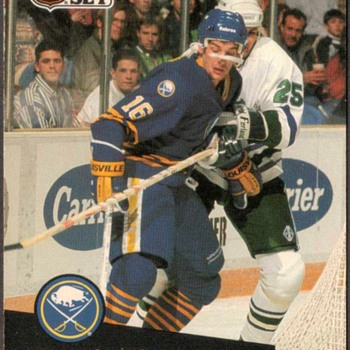 1991 - Hockey Cards (Buffalo Sabres) - Hockey