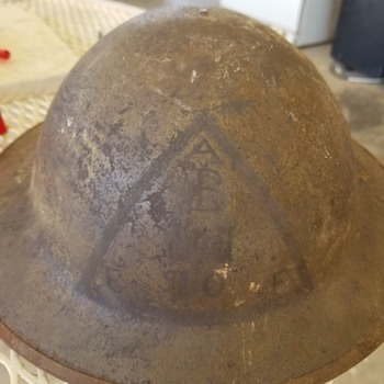First world war army hat - Military and Wartime