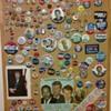 Political Pin Collection