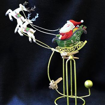 Father Christmas Decoration - Christmas