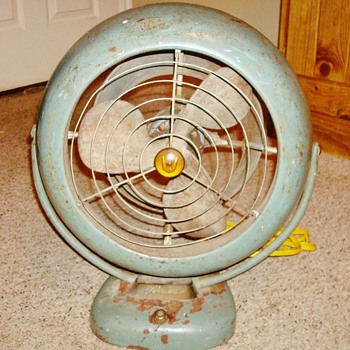 1951 Vornado Fan - Tools and Hardware
