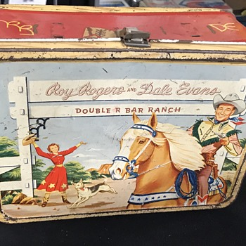 Roy Rogers and Dale Evans lunch box  - Kitchen