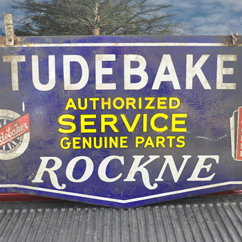 Studebaker Sign - Signs