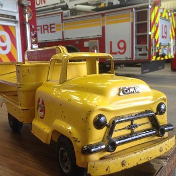 """1950's Buddy """"L"""" Coca Cola delivery truck!! - Coca-Cola"""