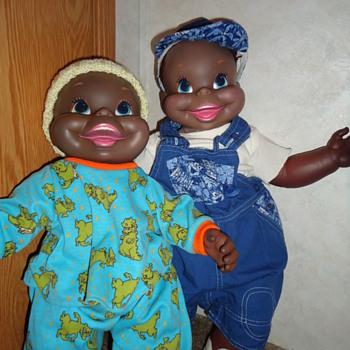 Mattel dolls twins? - Dolls
