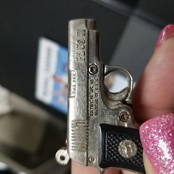 COLT 380 mini gun - Tobacciana