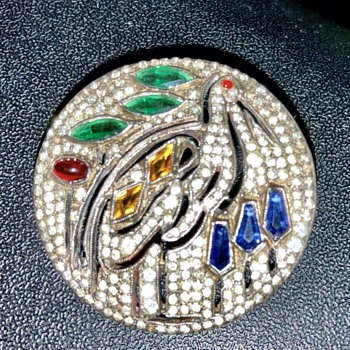 Lovely old brooch  - Costume Jewelry